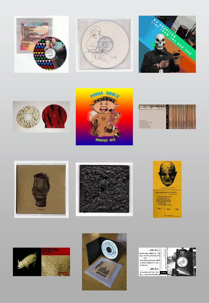 some music artworks
