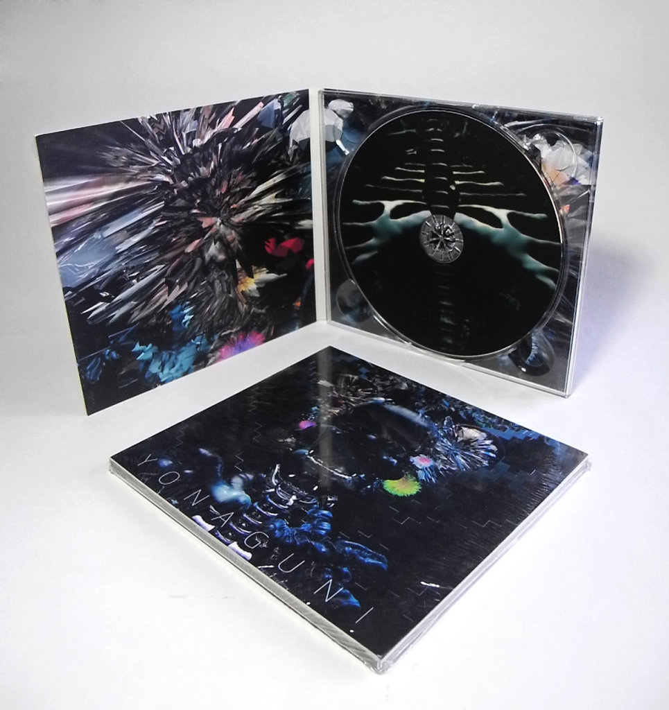 megajoy - yonaguni CD