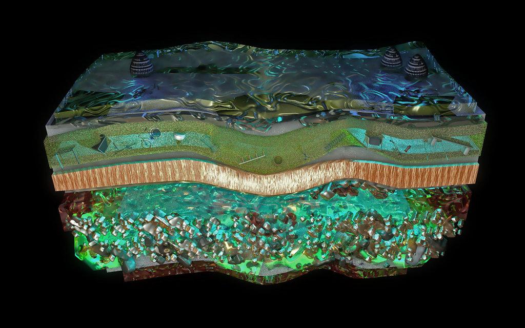 diluvio transversal