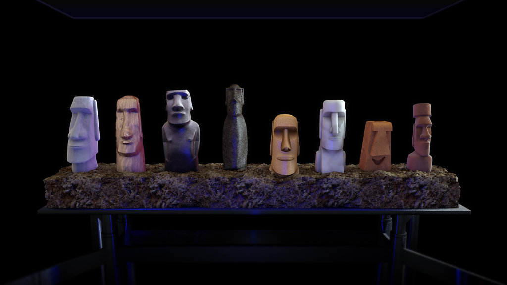 moai collection