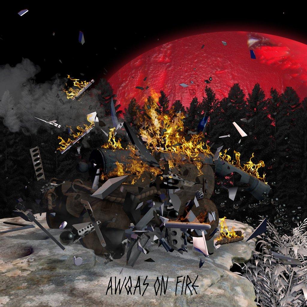 AWQAS ON FIRE